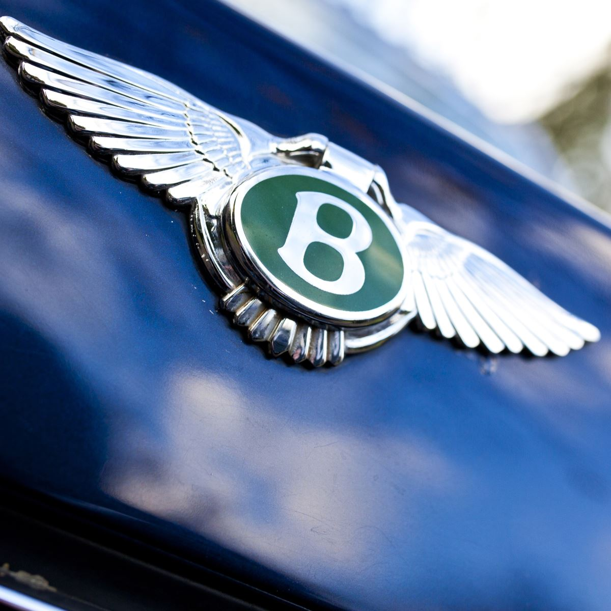 Bentley Chauffeured Car Hire