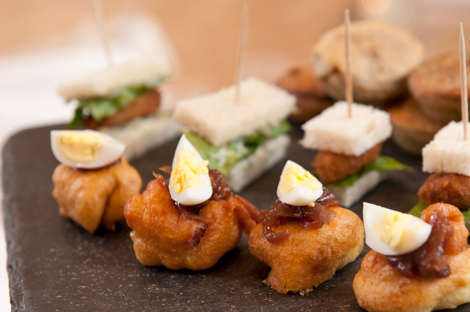 Make your wedding truly memorable with the finest wedding for Breakfast canape