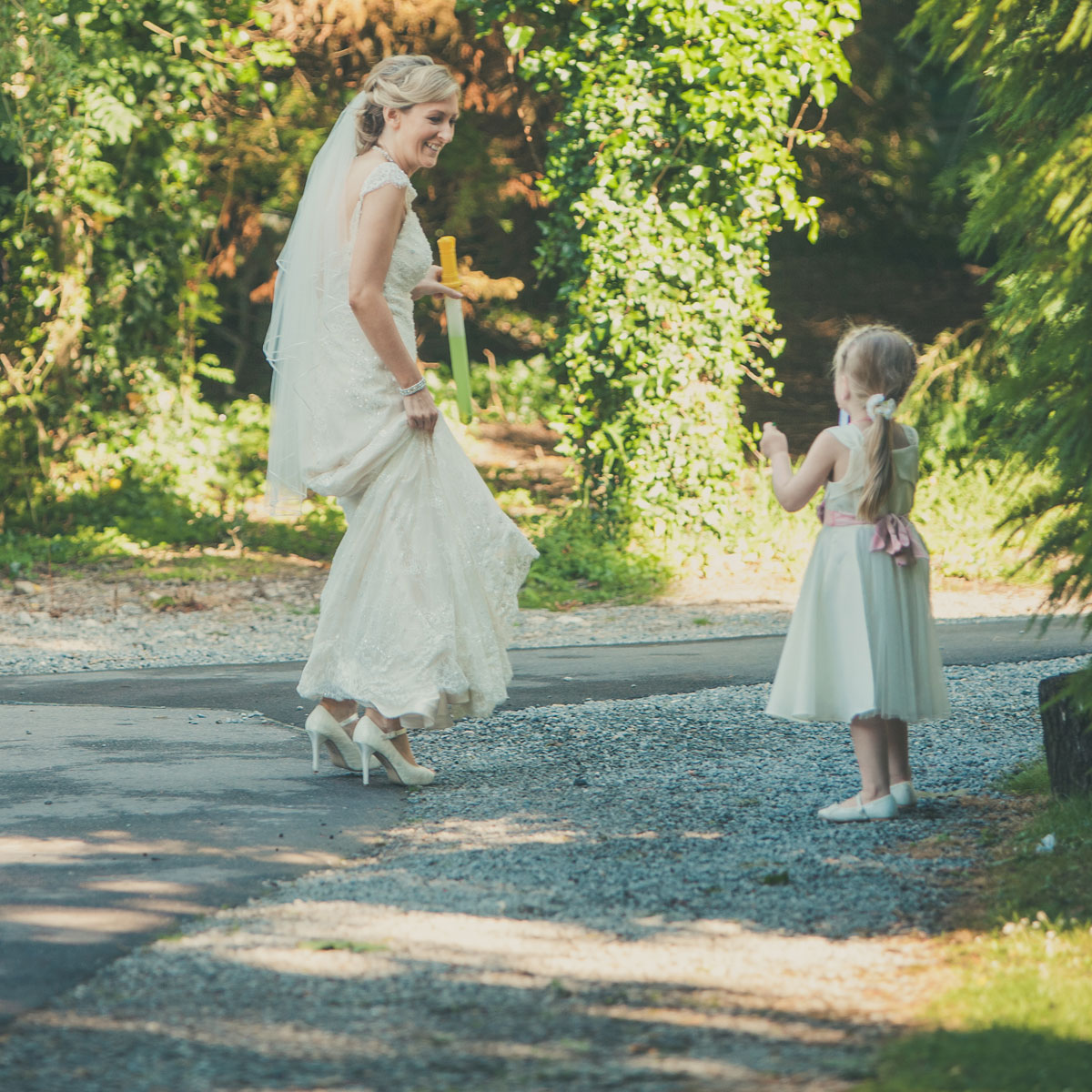 Pencoed House Bride